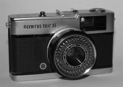Photo Olympus Trip 35 Olympus Trip 35 1968-1983